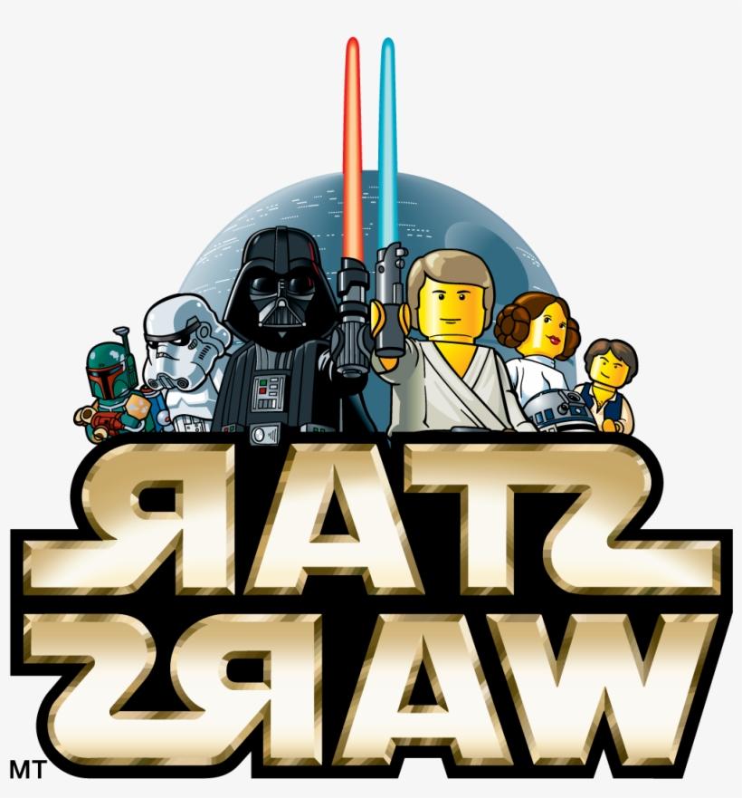 Lego Star Wars Logo Clipart.