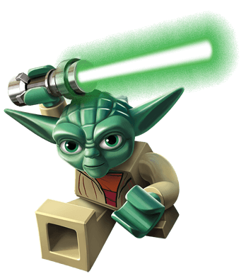 Lego Star Wars PNG.
