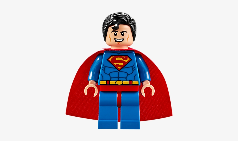 Lego Clipart Superman Cartoon.