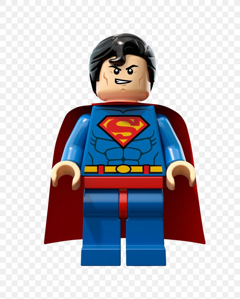 Lego Batman 2: DC Super Heroes Superman Lex Luthor Lego.