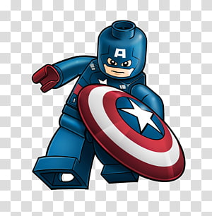 Lego Marvels Avengers transparent background PNG cliparts.
