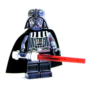 Lego Star Wars Darth Vader Clipart.