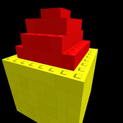 Lego Chicken Head.