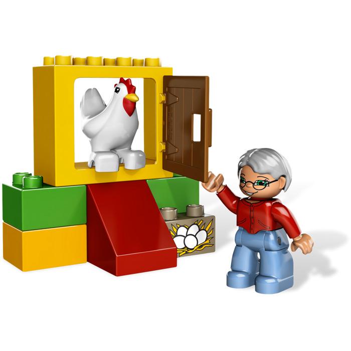 LEGO Chicken Coop Set 5644.