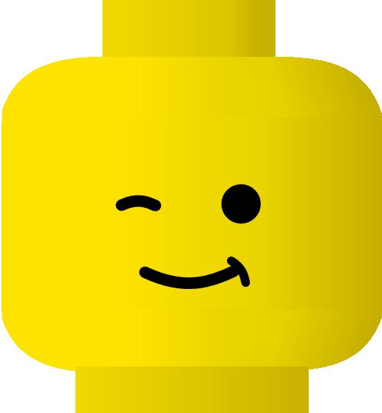 Lego Guy Clipart.