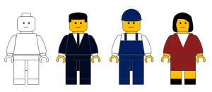 Download » Universell einsetzbar: Figuren im vertrauten Lego.