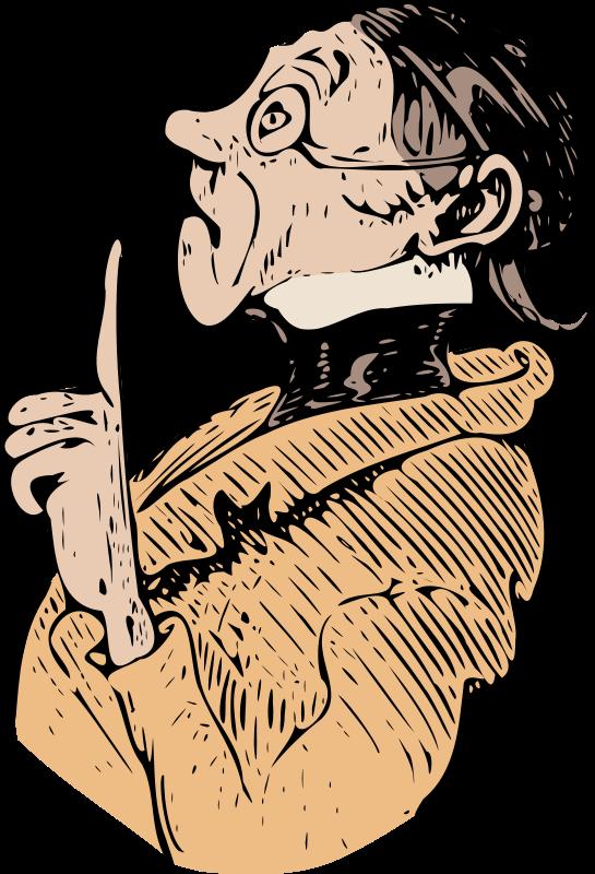 Free Clipart: Lehrer Laempel.