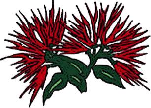 Lehua Flower Gifts on Zazzle.