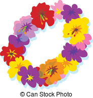 Lei Clipart and Stock Illustrations. 224 Lei vector EPS.