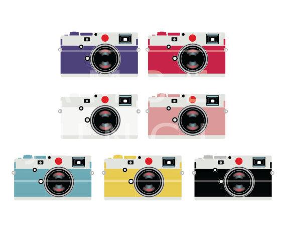 Camera Clipart.