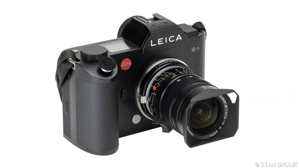 Camera review: With its SL, Leica has thought of everything.
