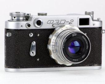Leica leather case.