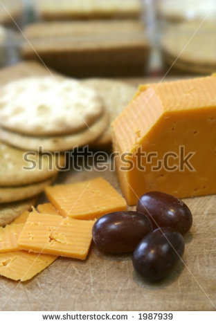 Red Leicester Cheese Stock Photos, Royalty.