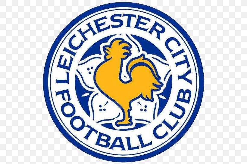 Leicester City F.C. Premier League Dream League Soccer Logo.