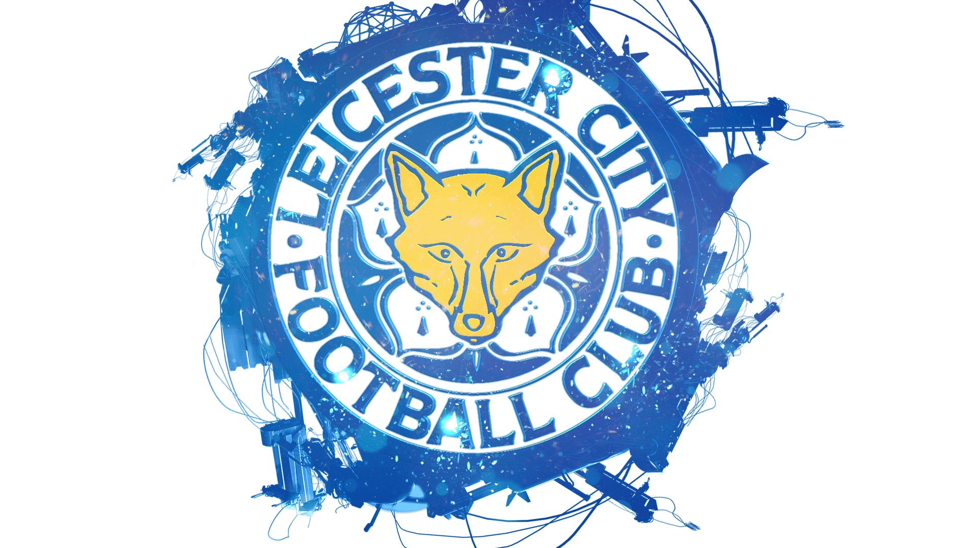 Leicester city Logos.