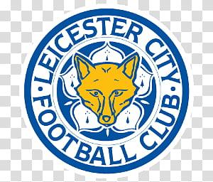 Team Logos, Leicester City Football Club logo transparent.