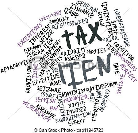 Tax lien homes clipart.