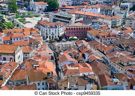 Stock Images of Leiria, Portugal.