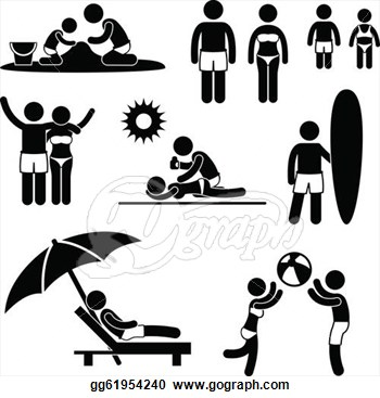 Leisure Activities Clip Art Free.