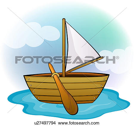Clip Art of transportation, Leisure, boat, ship, yacht, transport.