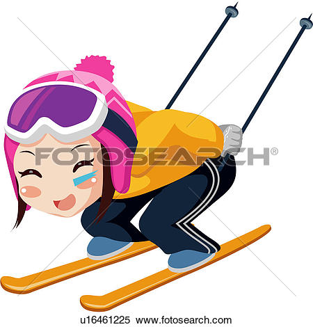 Clipart of recreation, season, well being, leisure activity.
