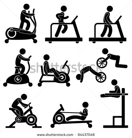 Leisure Centre Clipart.