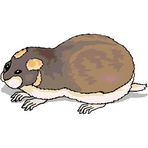 Lemming clipart, cliparts of Lemming free download (wmf, eps.
