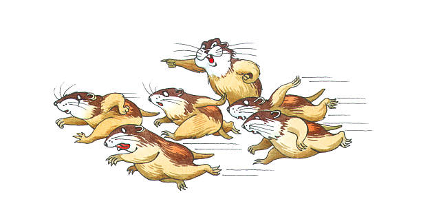 Lemming Illustrations, Royalty.