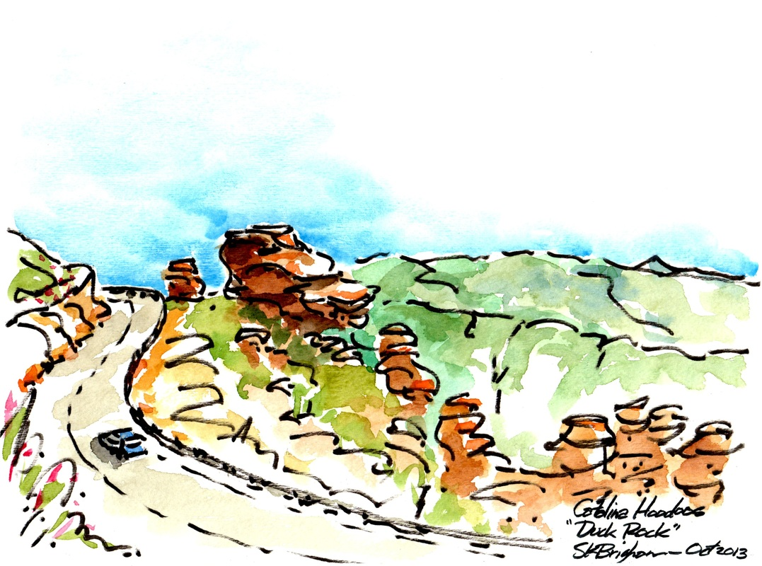 Mount Lemmon.