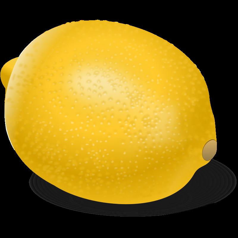 Free to Use & Public Domain Lemon Clip Art.