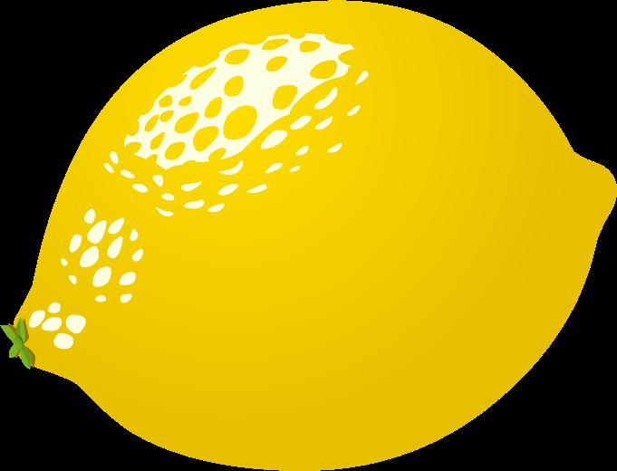Lemon Clip Art Free.