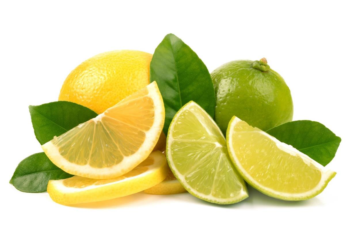 Lime,Persian lime,Key lime,Citrus,Lemon,Citric acid,Sweet.