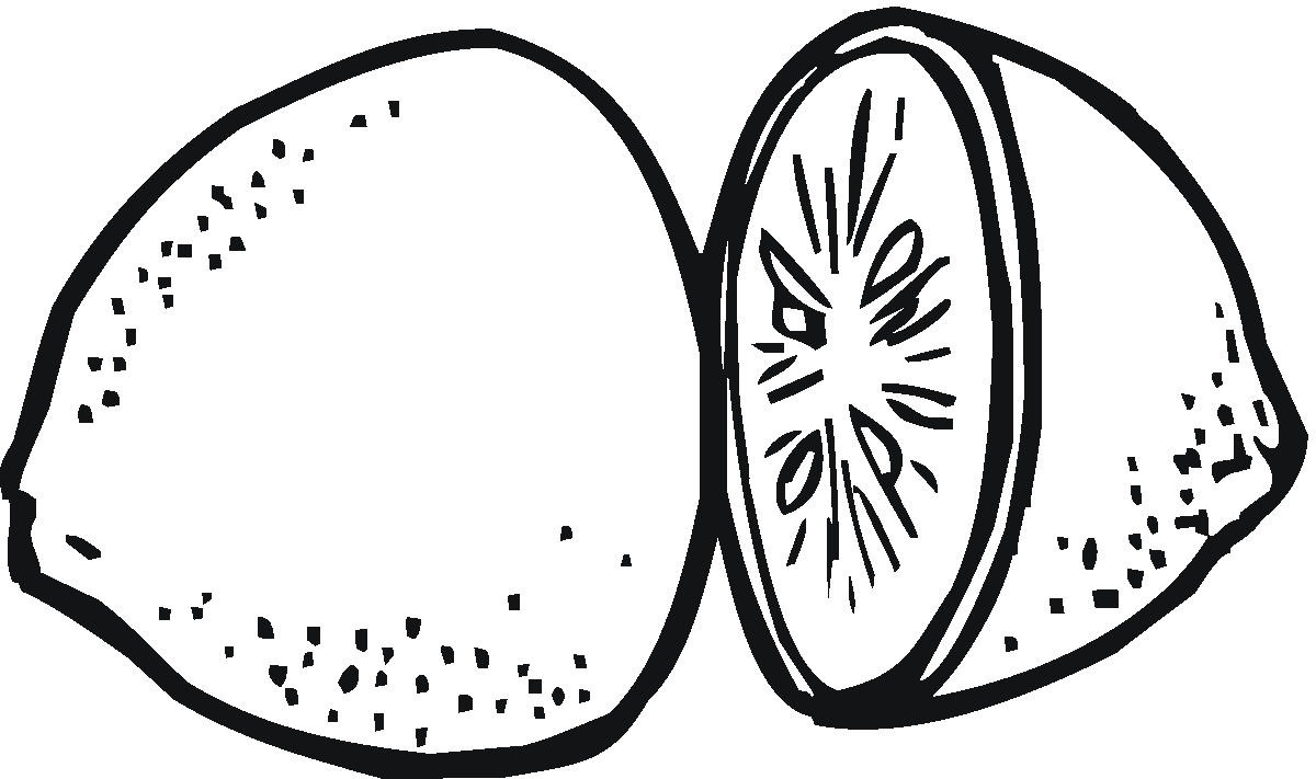 Free Lemon Outline Cliparts, Download Free Clip Art, Free.