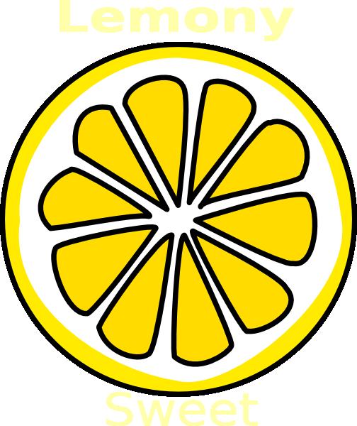 Lemony Sweet Clip Art at Clker.com.