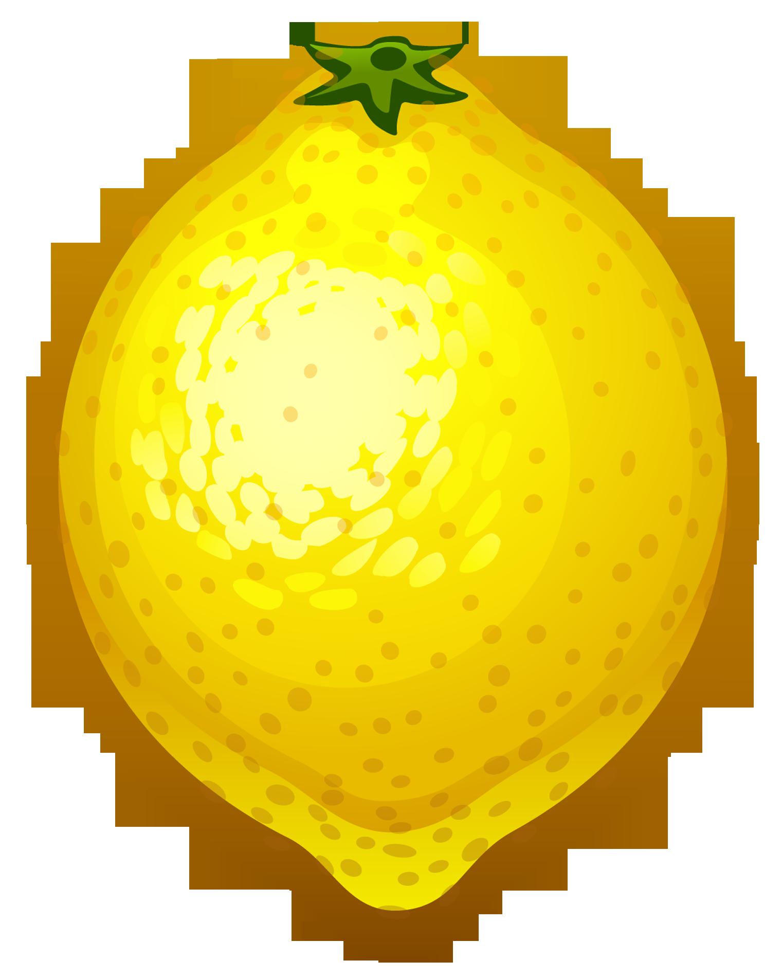 Lemon clip art to download.