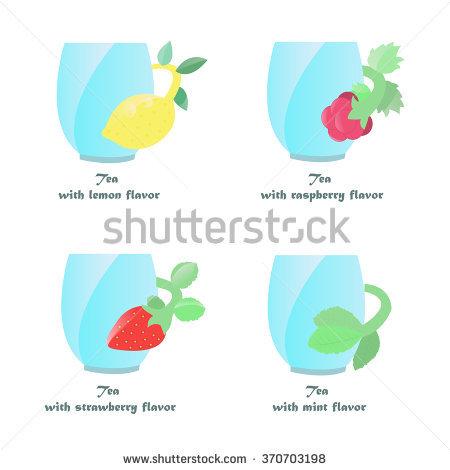 Lemon flavor clipart #10
