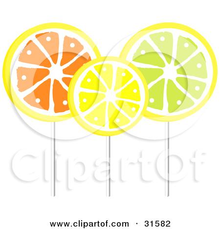 Lemon flavor clipart #17