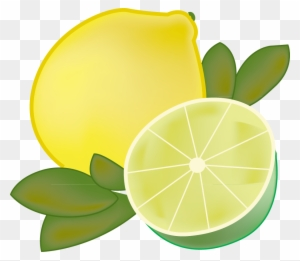 Lemon And Lime Clipart, Transparent PNG Clipart Images Free.