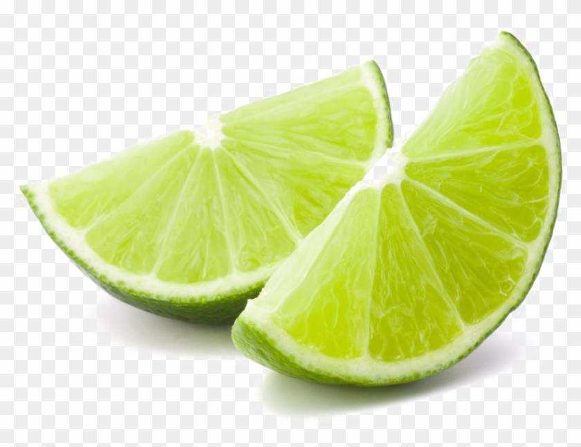Sliced Lime Png Image With Transparent Background.