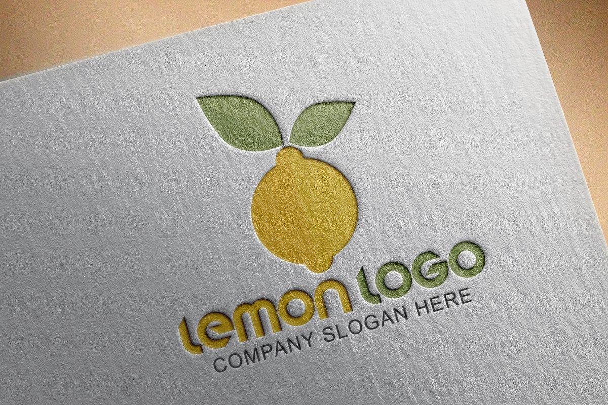 Lemon Logo.