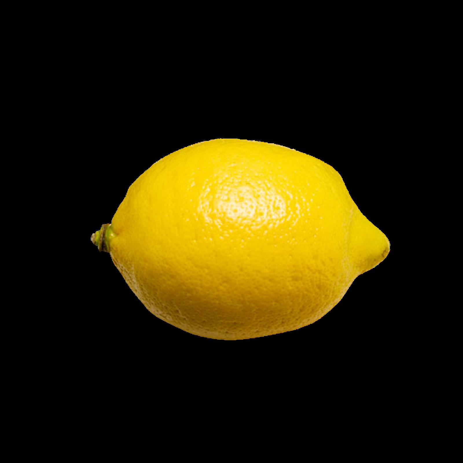 Lemon PNG Image.