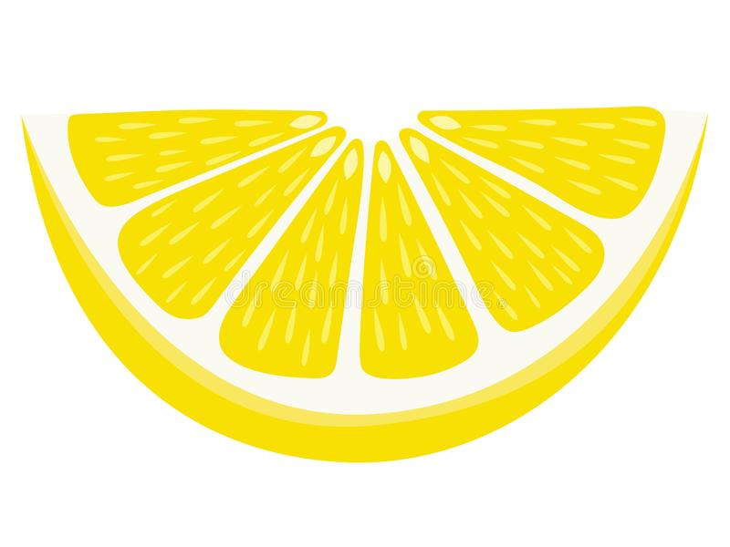 Lemon Slice Stock Illustrations.