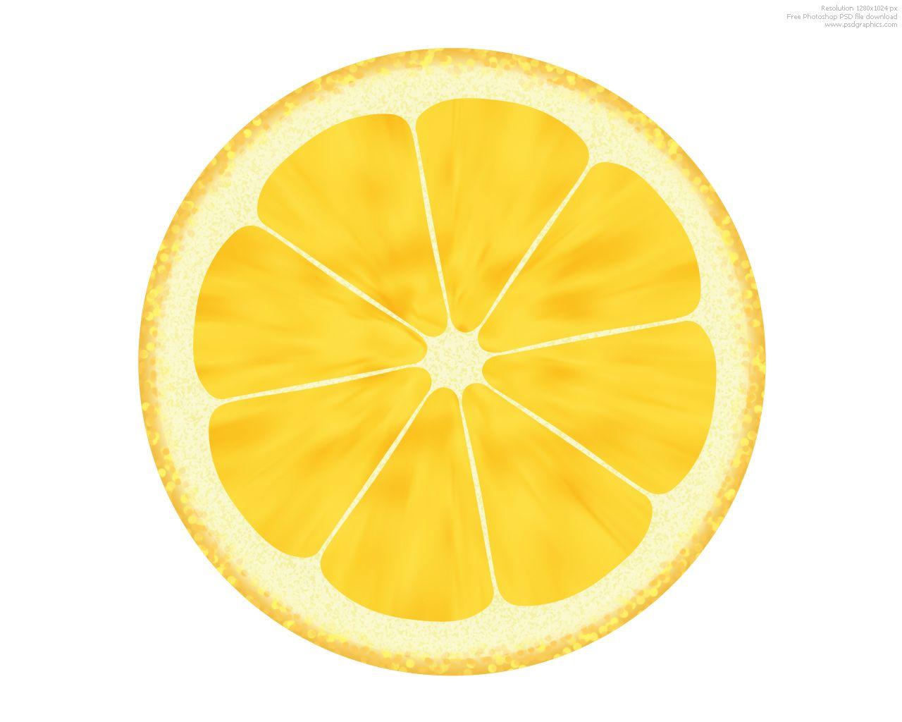 Lemon Slice Drawing Lemon Slice Clip Art.