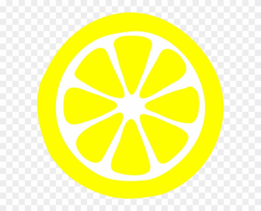 Lemon Slice Clip Art Lemon Slice Clip Art At Clker.