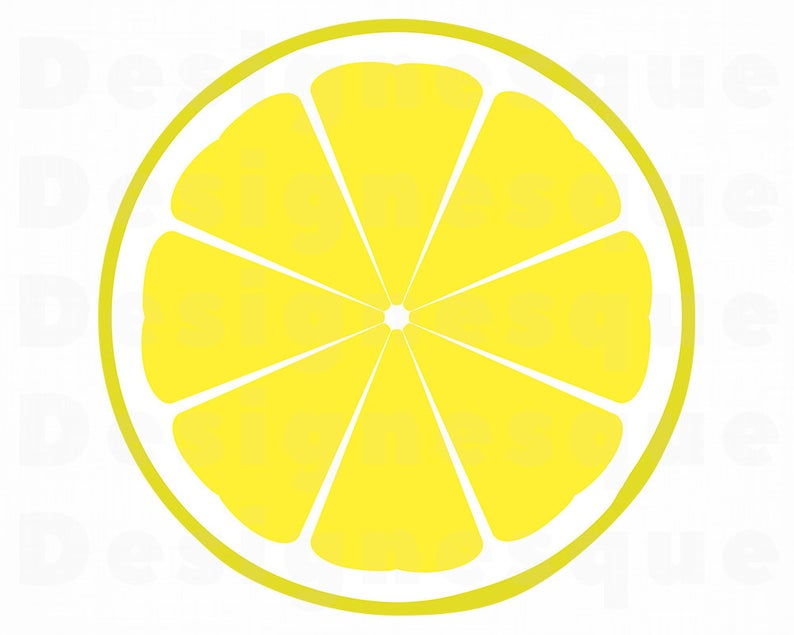 Lemon #3 SVG, Lemon SVG, Lemon Slice SVG, Lemon Clipart, Lemon Files for  Cricut, Lemon Cut Files For Silhouette, Lemon Dxf, Lemon Png, Eps,.
