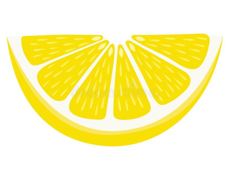 Lemon Slice Stock Illustrations.