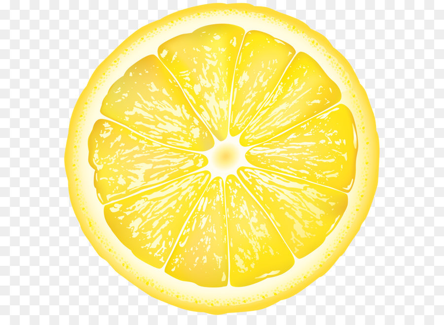 Lemon Slice png download.