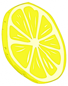 Lemon Slice Clip Art Download.