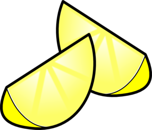 Lemon Slice Clipart.