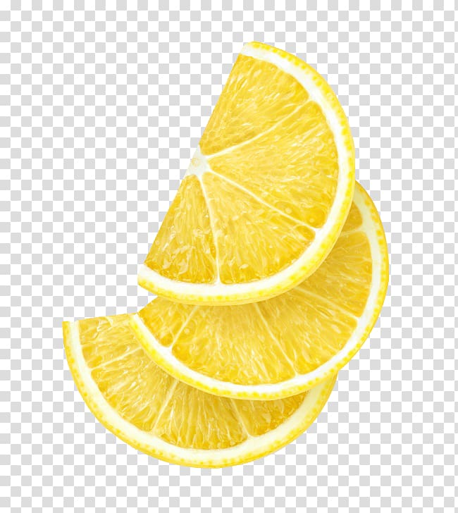 Sliced lemon, Juice Lemon, Lemon slices transparent.